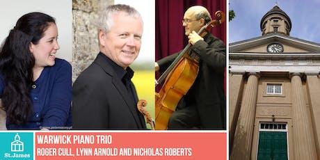 Warwick Piano Trio tickets