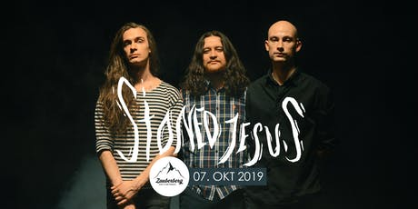 Stoned Jesus | Stoner Rock | Passau Tickets