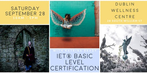 Integrated Energy Therapy® Basic Level Certificate Course (Angelic healing)
