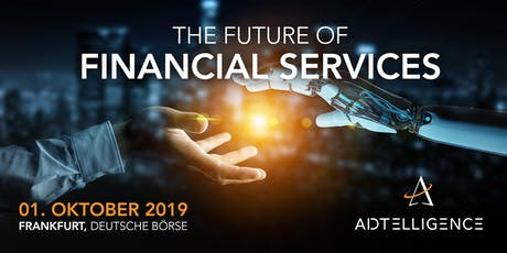 The Future of Financial Services Tickets