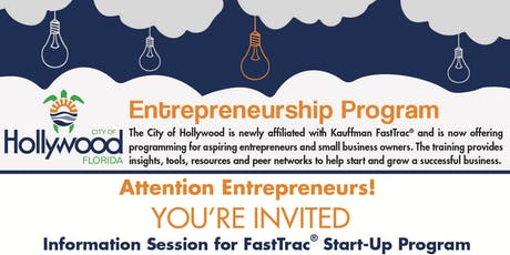 FastTrac Start-Up Information Session tickets