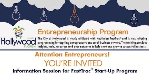 FastTrac Start-Up Information Session