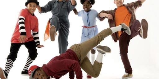 KIDS Hip Hop Dance RECRUITMENT