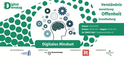Digital Dienstag Digitales Mindset