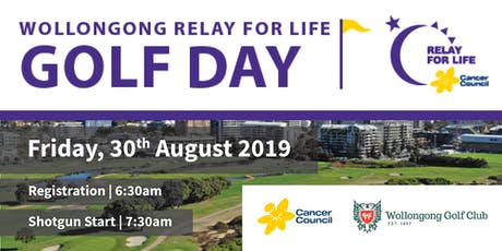 Wollongong Relay for Life Golf Day tickets
