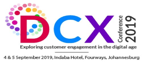 Digital Customer Experience Conference - DCX Con 2019