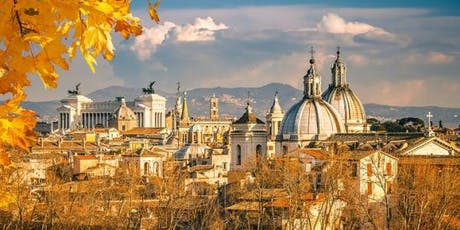 Farm-to-KITCHEN Cooking Class: All Food Leads to Rome tickets
