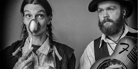 Chris Rodrigues & Abby the Spoon Lady at Appalachian Mountain Brewery tickets