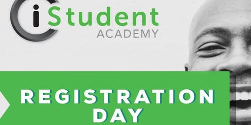 iStudent Academy JHB: Registration Day 17th August