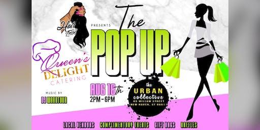 The Pop Up w/ Queens Delights