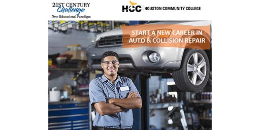 FREE Auto & Collision Repair Training Information Session