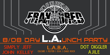 Fraktured L.A.unch Party tickets
