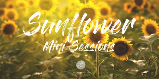 Sunflower Mini Sessions (Deposit Only)