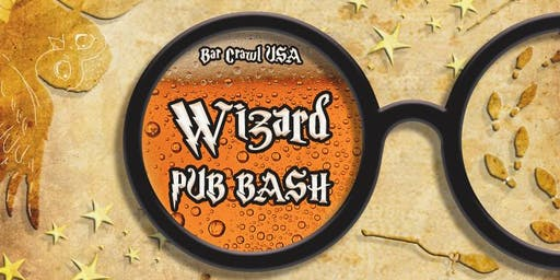 2nd Annual Wizard Pub Bash - Charlotte, Southend Area