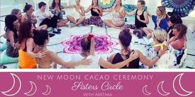 New Moon Cacao Ceremony & Sister Circle