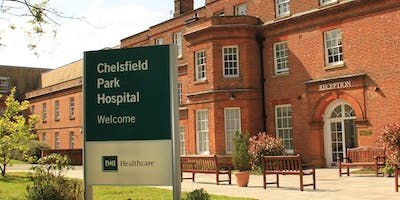 GP Event - BMI Chelsfield Park Hospital - Joint injections and examination of the Shoulder and Knee