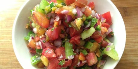 Adult Summer Camp Series: Texas Salsas w/ Cultivo! tickets
