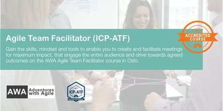 Agile Team Facilitator (ICP-ATF) | Oslo - September tickets