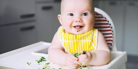 Introduction to Solid Foods, Potters Bar, 12:30 - 14:00, 18/09/2019 tickets