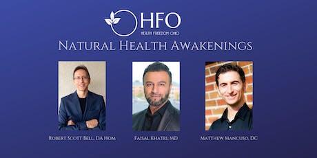 Natural Health Awakenings: a Season of Change tickets
