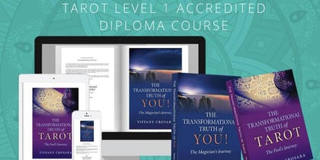 One Day Accredited Tarot Diploma London  tickets
