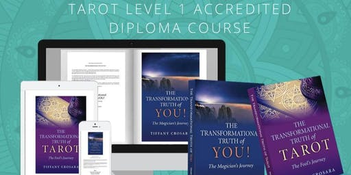 One Day Accredited Tarot Diploma London