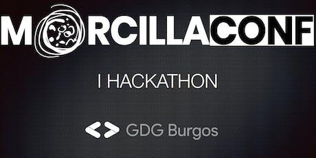Hackaton MorcillaConf 2019 entradas