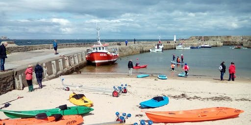 Cullen Sea School Paddle Sports Session