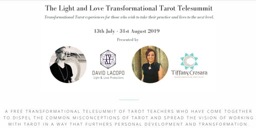 The Light and Love Transformational Tarot Summit