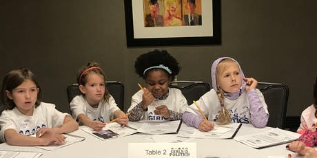 Mini Camp Congress for Girls Seattle 2020 tickets