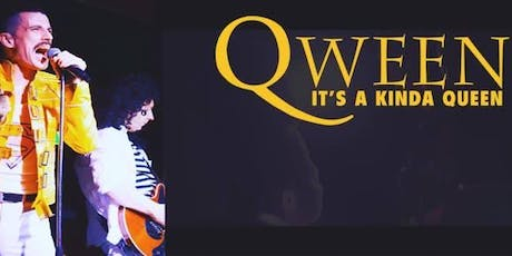 Qween - The Definitive Tribute to Queen tickets