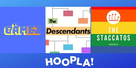 Hoopla's House Teams Summer Party!  tickets