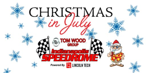 Christmas in July at the Tom Wood Group Speedrome!