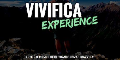 Vivifica Experience SJRP - 28/09/2019 ingressos
