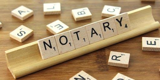 6 hour Notary Education class - Black Stone Education