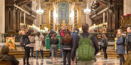 St Paul's Cathedral Lates - visit the Cathedral after hours tickets