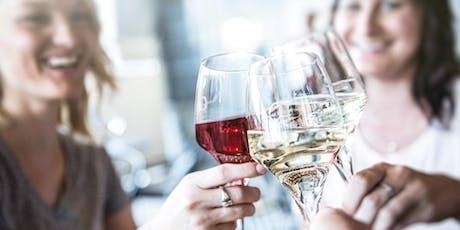 Sip & Shop - Free Wine Tasting tickets