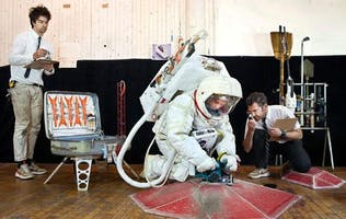 Tom Sachs 'A Space Program' UK Premiere
