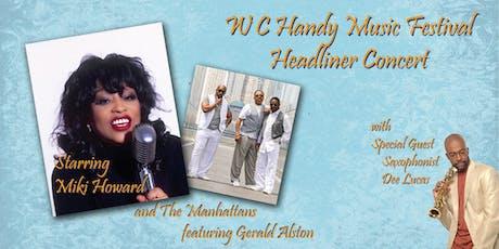 Handy Headliner 2019: Miki Howard & The Manhattans tickets