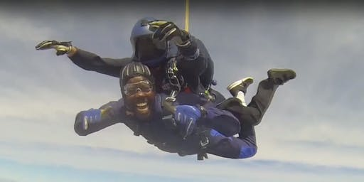RAF Skydive Experience Day 2019