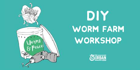 DIY Worm Farm Workshop tickets