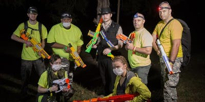 2nd Annual Zombie Nerf Battle