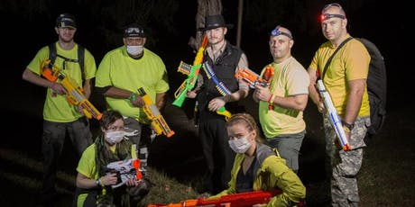 2nd Annual Zombie Nerf Battle tickets