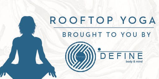 Rooftop Yoga with DEFINE Carrollwood