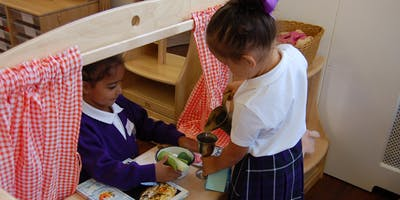 WG1: Maths in the Early Years - Making Maths Count