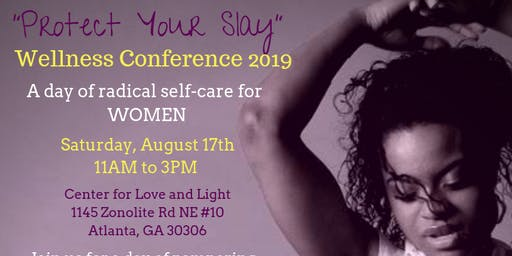 Protect Your Slay Women's Conference