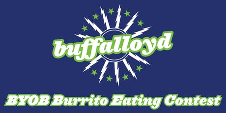 2nd Annual BYOB Burrito Eating Contest tickets
