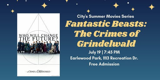 Summer Movies Series: Fantastic Beasts The Crimes of Gridelwald