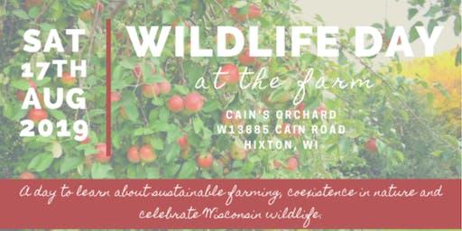 Wildlife Day at the Farm