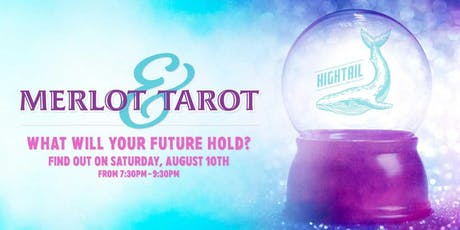 Merlot and Tarot tickets